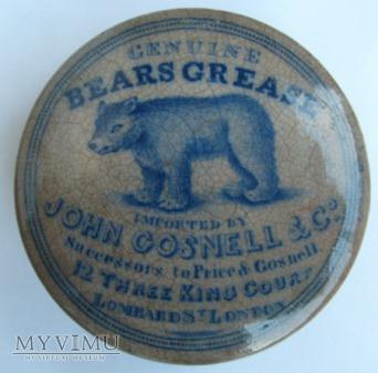 Bears Grease -1860-1865