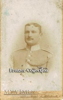 Zdjęcie oficera z Dragoner-Regiment Nr. 10