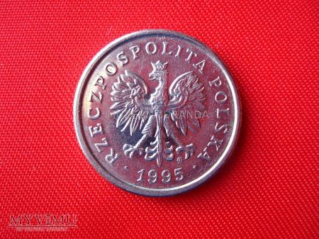 50 groszy 1995 rok