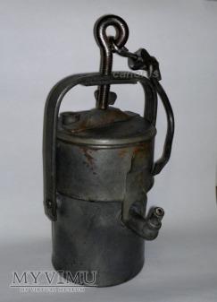 Lampa Karbidowa Górnicza typ AC -3 1953 rok
