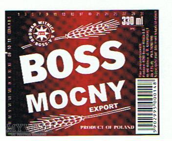 boss mocny