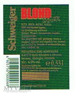 blond lager