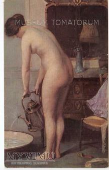 Essarts - Przygotowania do kąpieli
