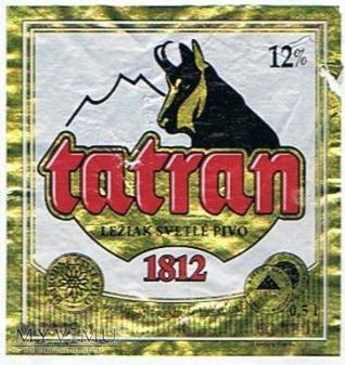 tatran ležiak svetle pivo