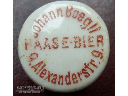 Brauerei E.Haase -Johann Boegli