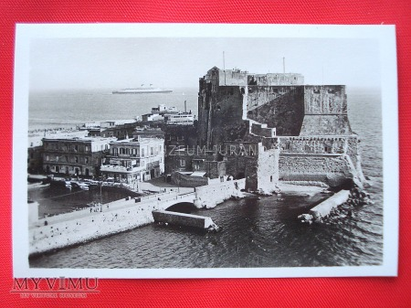 Neapol - Castel dell'Ovo