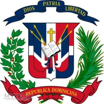 Dominicana Escudo de armas