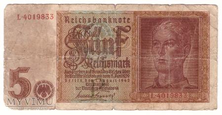 Niemcy, 5 marek 1942r. Ser.L