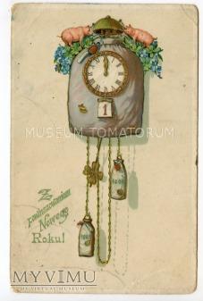 Świnka Noworoczna - 1921