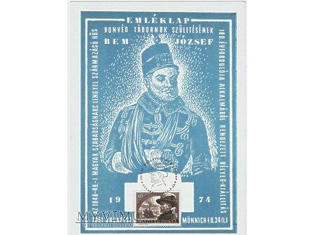 Duże zdjęcie Analogofilia-Józef Bem- 180 rocznica urodzin.