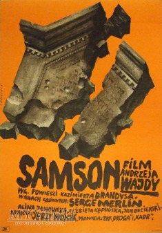 Franciszek Starowieyski, Samson