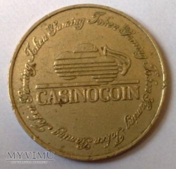 Żeton - CASINOCOIN nr.1