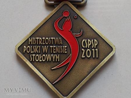 Duże zdjęcie Mistrzostwa Polski w Tenisie Stłowym CS PSP 2011
