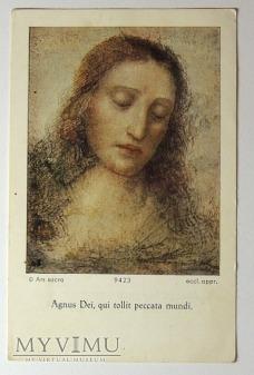 Duże zdjęcie Obrazek sakralny, Ks. Günter Krol 1958