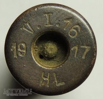 Nabój szkolny 8x58 R Krag 1917