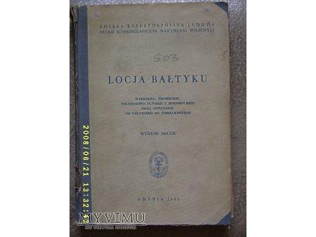 Locja Bałtyku-1966r.