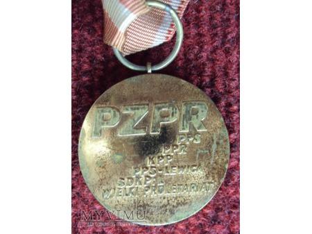 Medal im. Ludwika Waryńskiego
