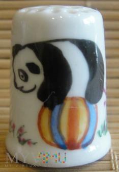 Naparstek -panda