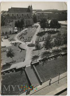 W-wa - Kościół Wizytek - 1963
