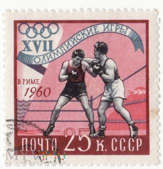 1960r XVII Igrzyska Olimpijskie w Rzymie 7