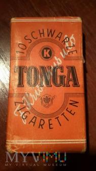 Papierosy TONGA 10 szt. III Rzesza