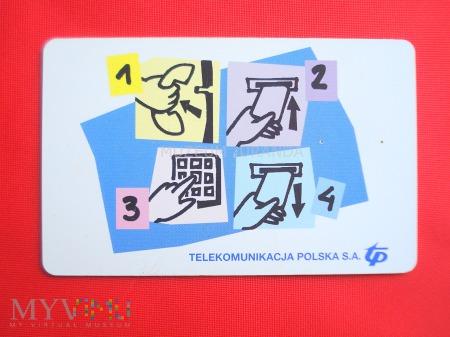 Karta chipowa 1
