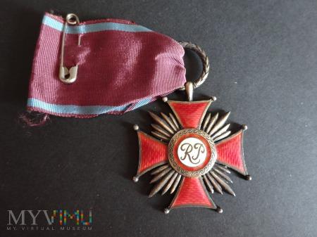 Duże zdjęcie Srebrny Krzyż Zasługi RP