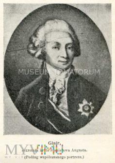 Glair - sekretarz króla St. A. Poniatowskiego
