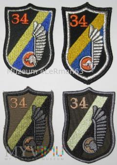 34.Brygada Kawalerii Pancernej. Żagań.