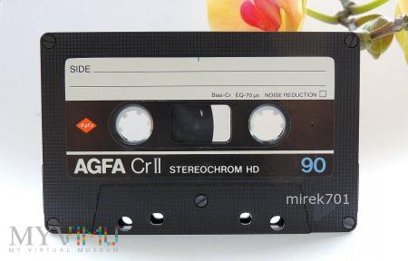 Agfa CrII STEREOCHROM HD