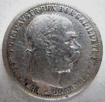 1 korona 1899 r. Austria (austro-węgry)