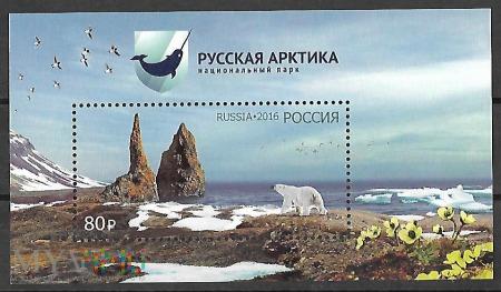 Duże zdjęcie Rosyjska Arktyka