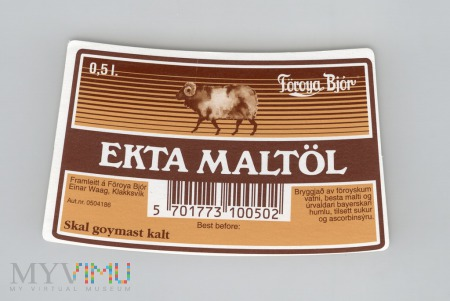 Ekta Maltol