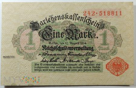 1 marka 1914