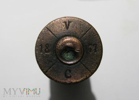 Nabój 11,15x41,5R Werndl M.67 [V/18/77/C]