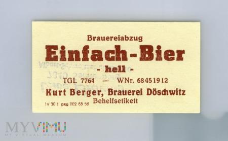 Doschwitz, Kurt Berger
