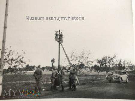 łącznościowcy z Wehrmachtu