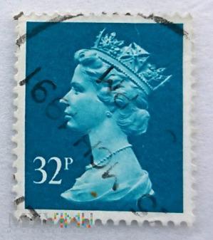 Elżbieta II, GB 1168C