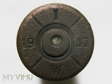 Łuska 8x50R Mannlicher M.95 [ I/19/17/W]