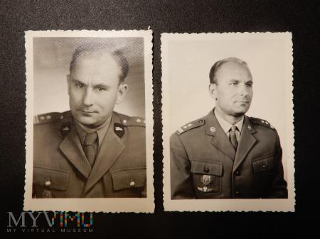 Duże zdjęcie Pan Pułkownik LWP - Pancerniak