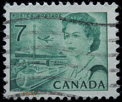 Kanada 7c Elżbieta II