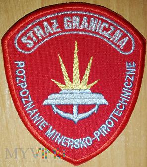 Rozpoznanie minersko pirotechniczne SG