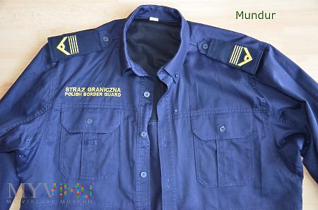 Koszulobluza służbowa MOSG