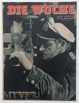 Die Woche - 5.08.1942 - nr 31