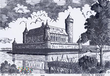 Duże zdjęcie Zamek Krzyżacki w Świeciu