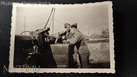 Ćwiczenia - przelicznik artyleryjski z dalmierzem