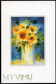 Portelli - Kwiaty w wazonie
