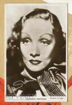 Marlene Dietrich B.11 Paramount Pictures