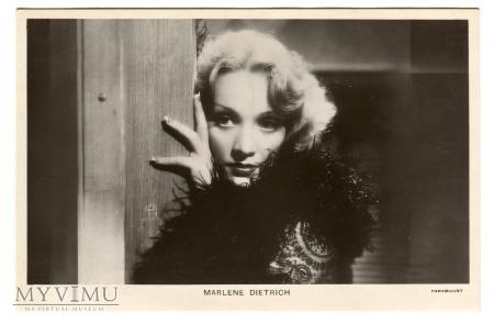 Duże zdjęcie Marlene Dietrich Picturegoer nr 528a
