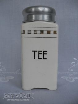 Pojemnik na herbatę (TEE)